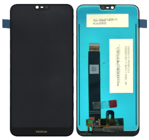 Nokia 7.1 näyttö